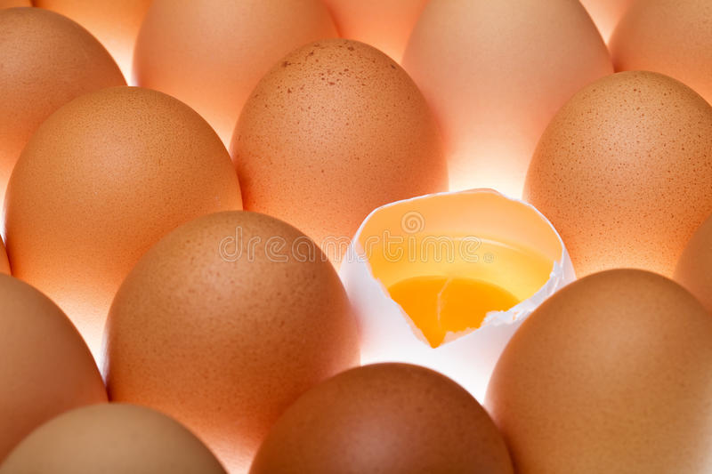 Download Eggs background stock photo. Image of individual, easter - 28849916