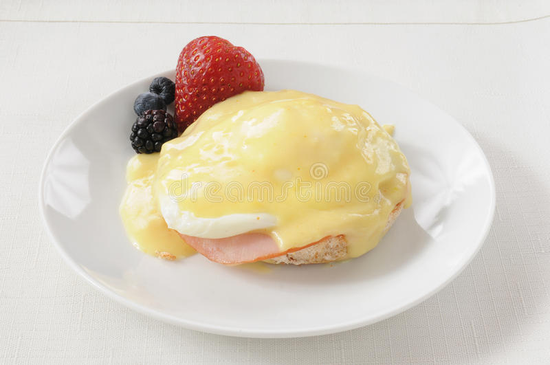 Download Eggs Benedict stock image. Image of healthy, product - 25499825