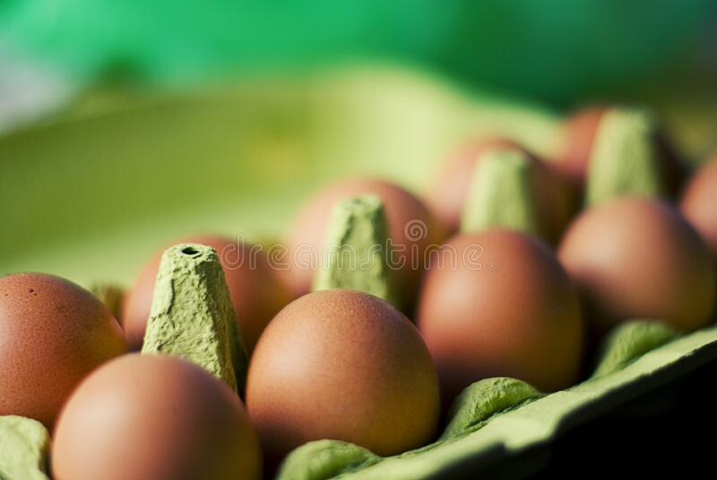 Eggs In Carton Free Public Domain Cc0 Image