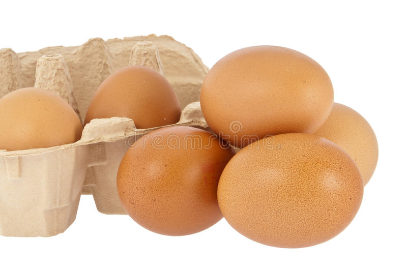 Download Eggs in front of a box stock image. Image of path, nature - 23229455