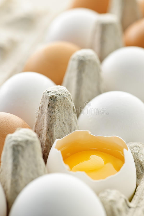 Free Eggs In Box Stock Photo - 15913080
