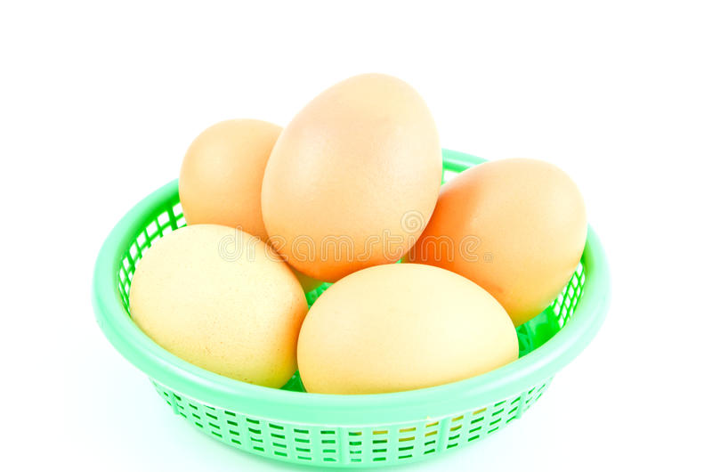 Download Eggs Isolated On White Background Stock Photo - Image of farm, development: 28822050