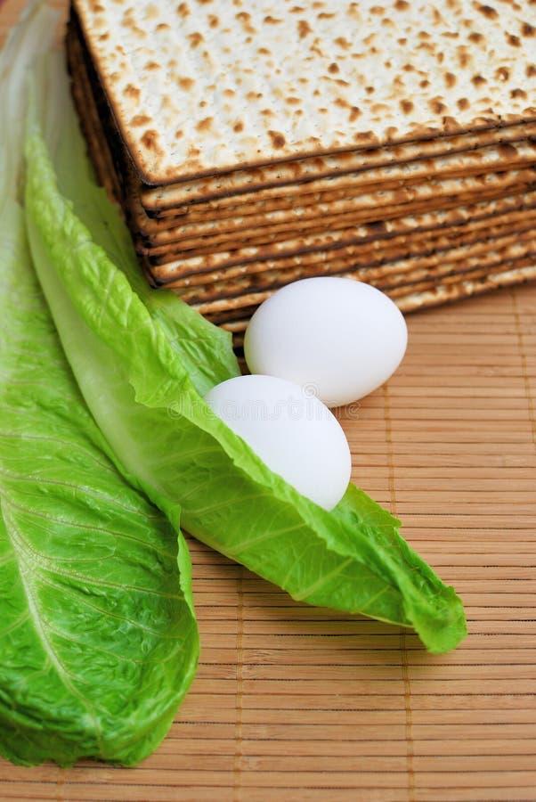 eggs matzot салата стоковое фото