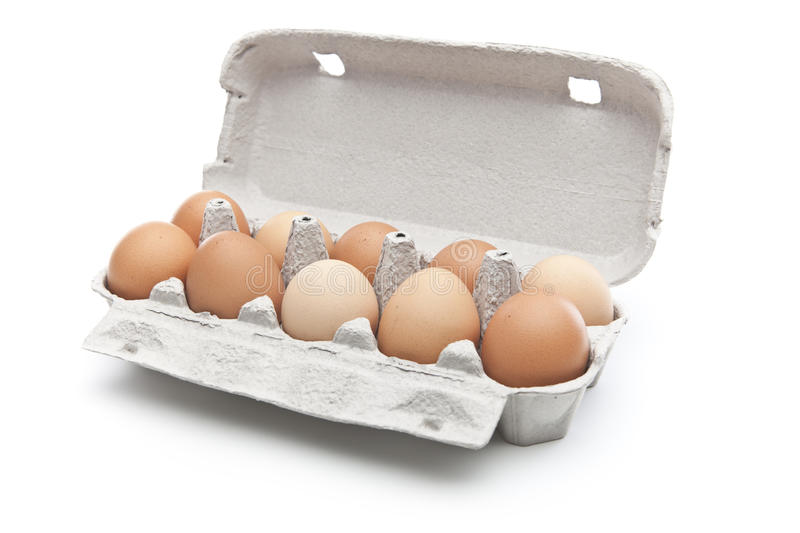 Download Eggs in the package stock image. Image of container, traditional - 29957321