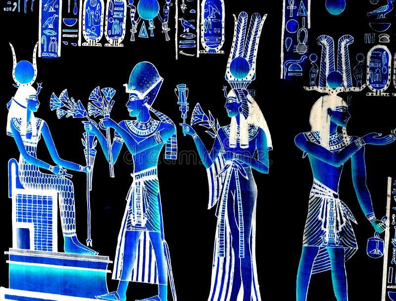 egipcio imagen de archivo libre de regalías