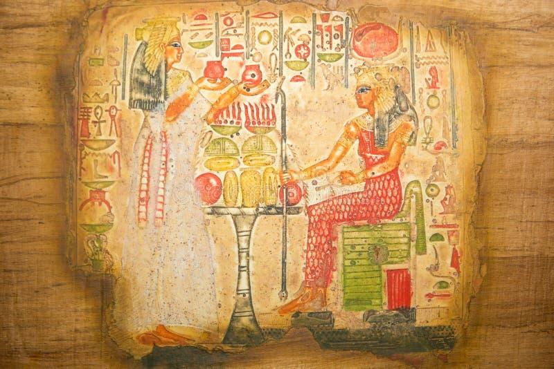 Egipska królowa Cleopatra