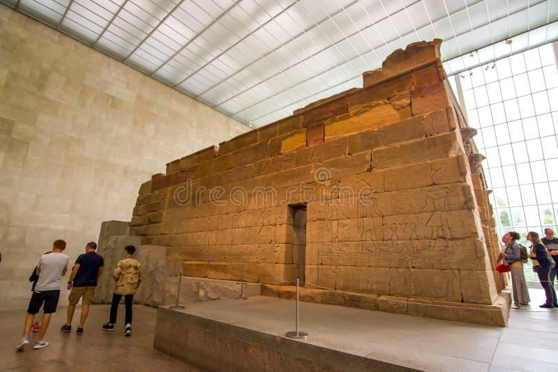 Egipska sekcja obrazy stock