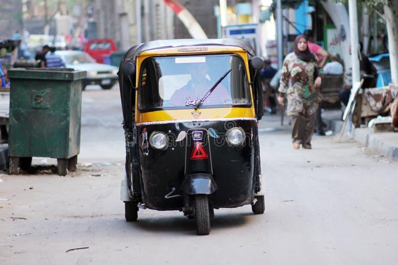 Egipski kierowca obraz stock