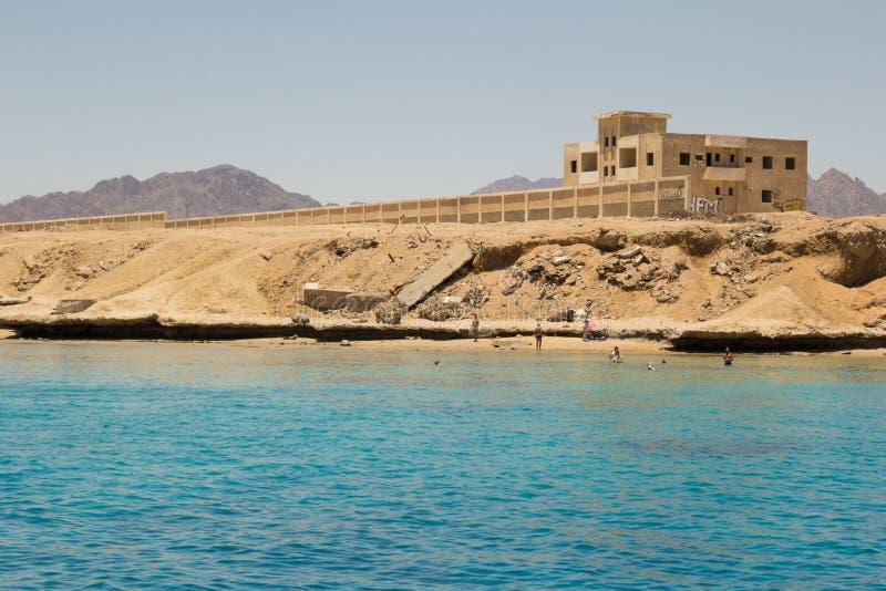 Egipt morza czerwonego zdjęcie stock