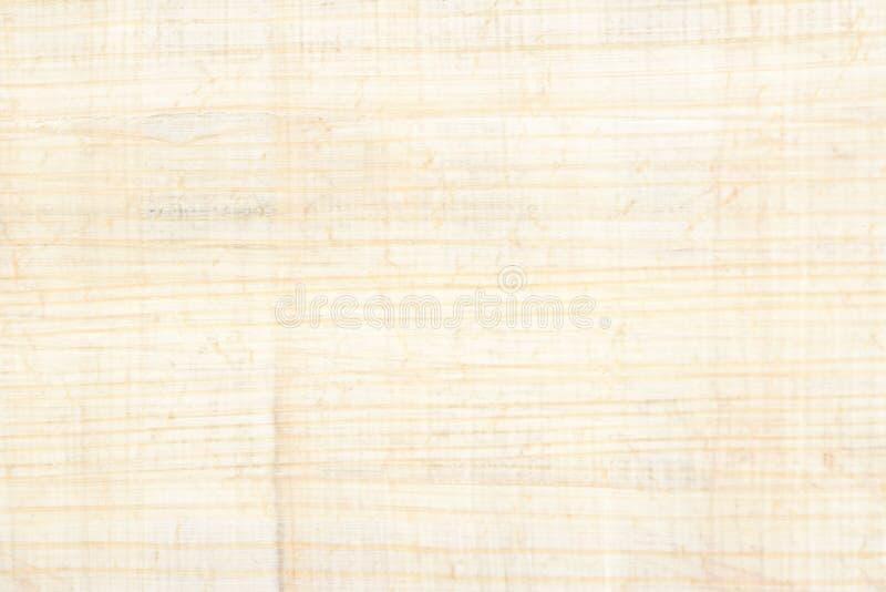 Egipt zaświeca istnego papirusu papieru tło liczba 34 i teksturę Zamyka w g?r? makro- zdjęcia royalty free