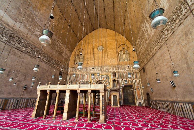 Egipto, o Cairo, sultão imagens de stock