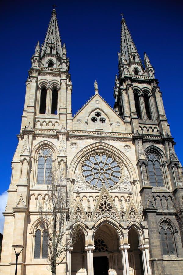 Eglise St. Louis imagen de archivo
