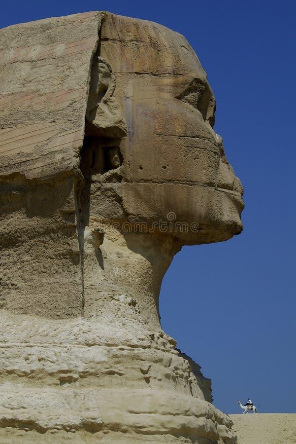 Egypt. Pyramids in Giza smooth stock photos