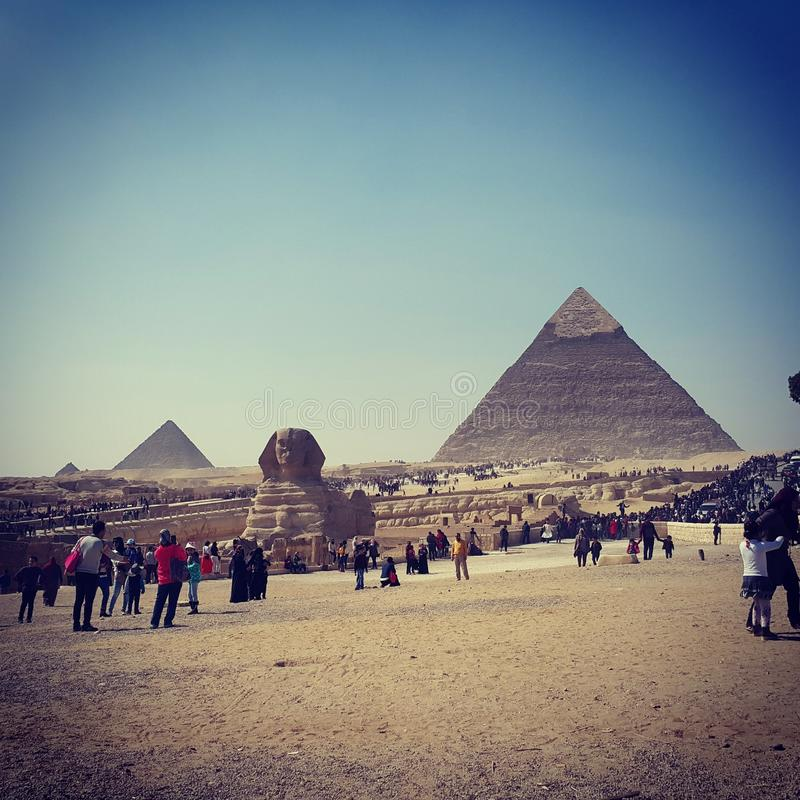 Egypt lizenzfreies stockbild