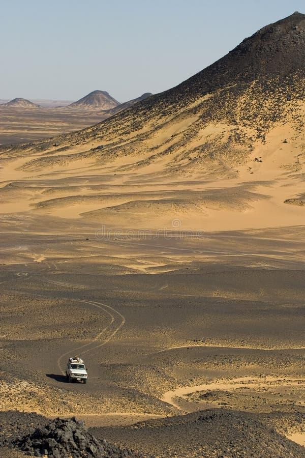 Free Egypt Black Desert Stock Images - 1085234