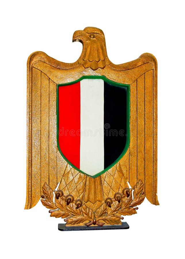 Egypt crest stock photos