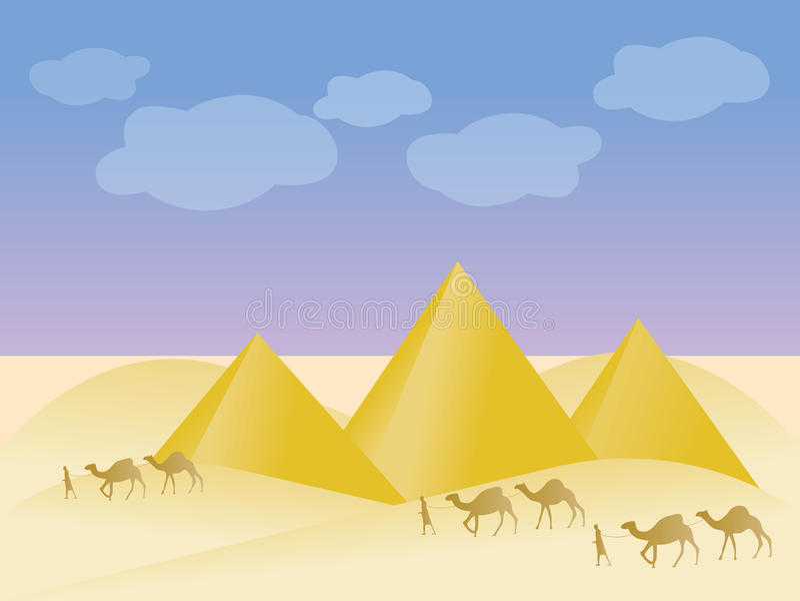Download Egypt Landscape Stock Photography - Image: 10457262