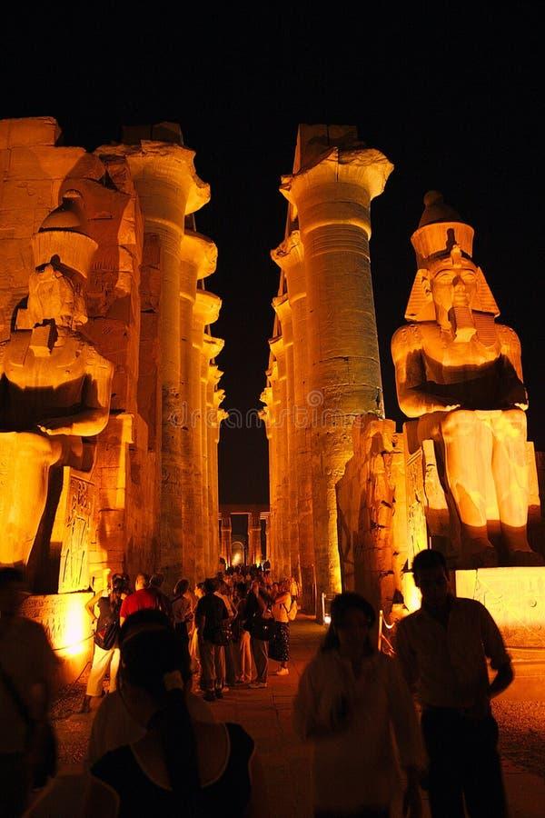 Egypt-Luxor stock photo