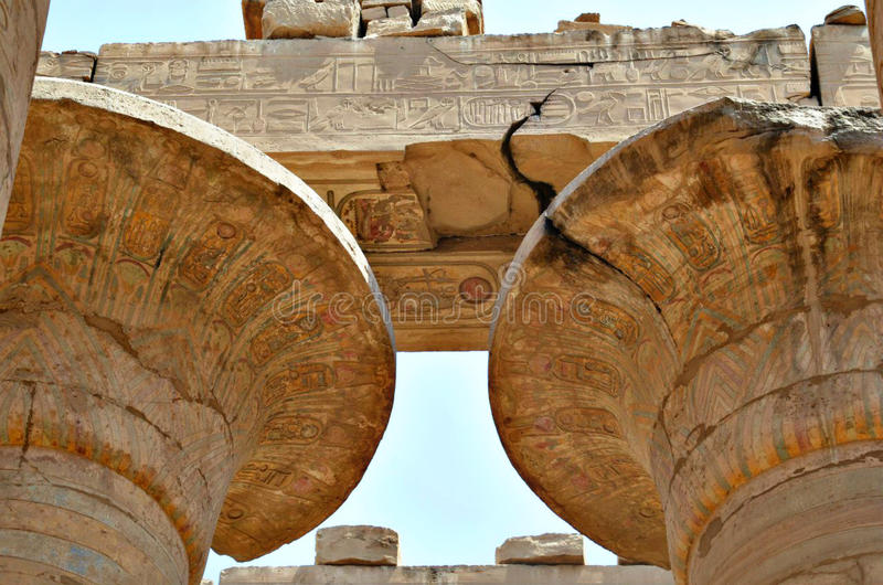 Egypt,Luxor royalty free stock photo
