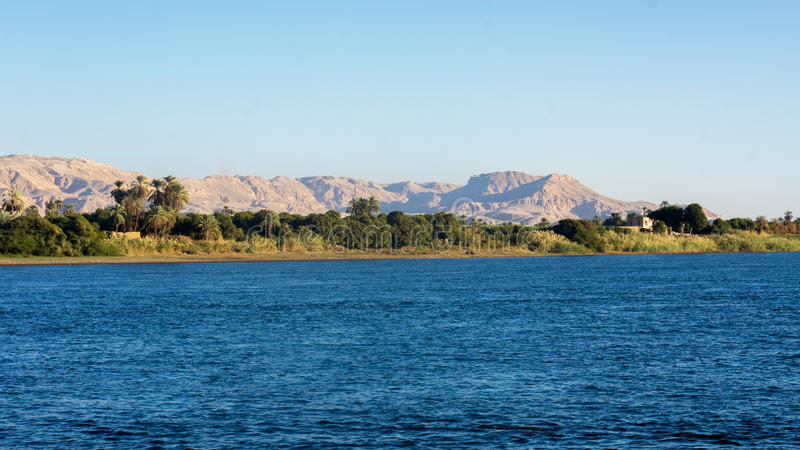 Egypt Nile cruise, a nice royalty free stock images