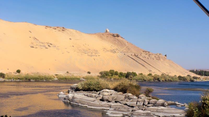 Egypt Nile cruise, a nice stock image