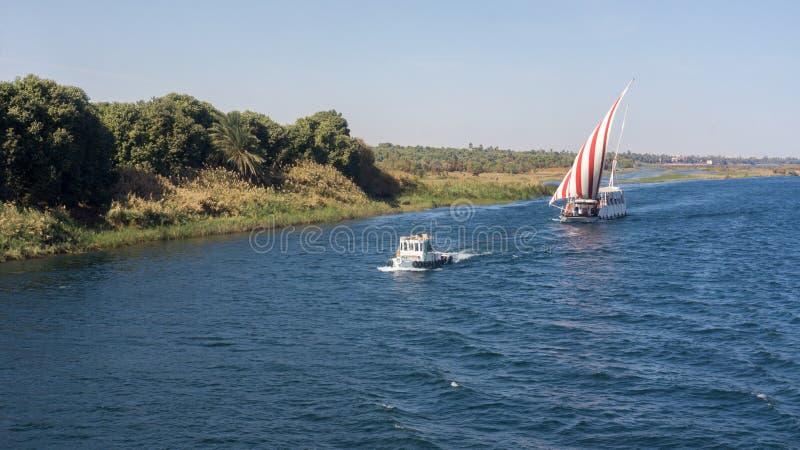 Egypt Nile cruise, a nice stock images