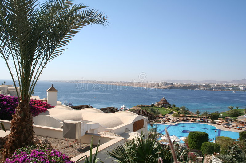 Download Egypt. A Resort Sharm Al Shekh Royalty Free Stock Photos - Image: 6183168