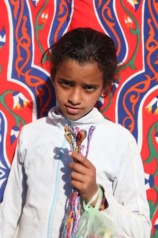 egypt säljaregata arkivfoton