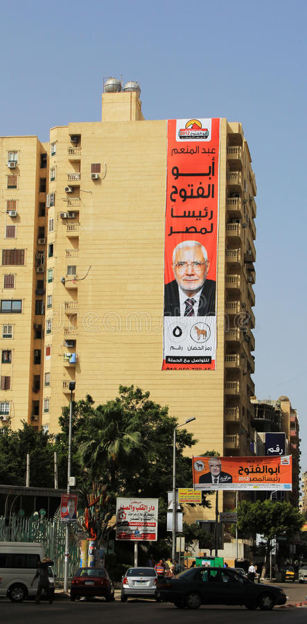 Download Egypt's Presidential Elections Editorial Stock Photo - Image: 24916103