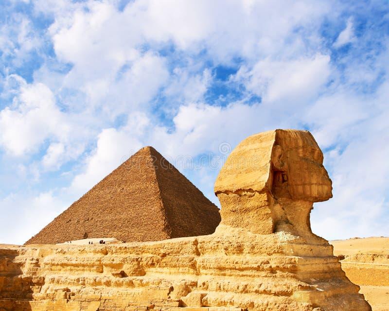 egypt sfinks zdjęcie royalty free