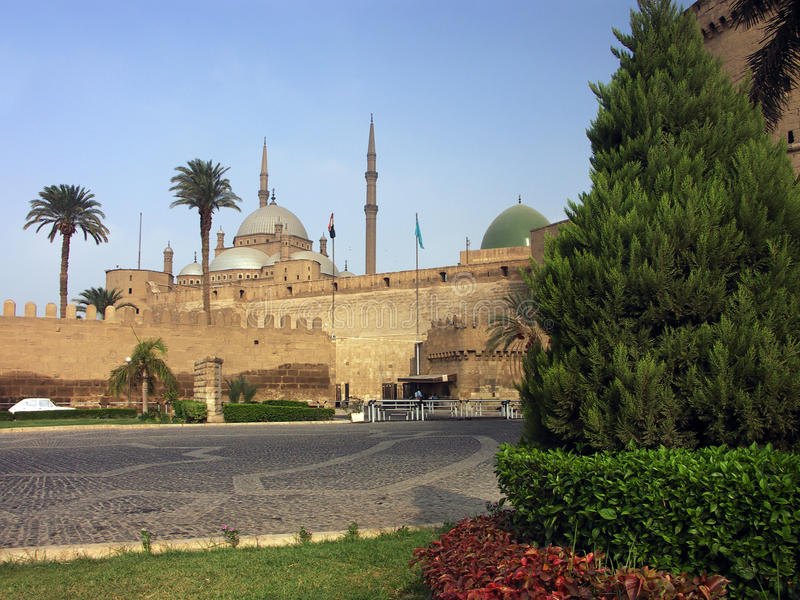 Download Egypt - Stronghold In Cairo Stock Photo - Image: 17438954