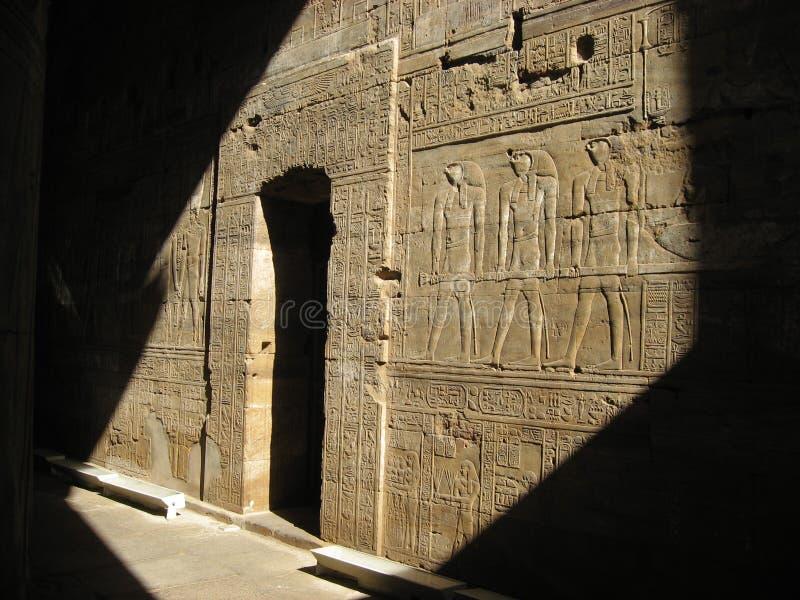 egypt tomb arkivfoton