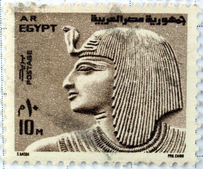 egypt znaczki obrazy stock