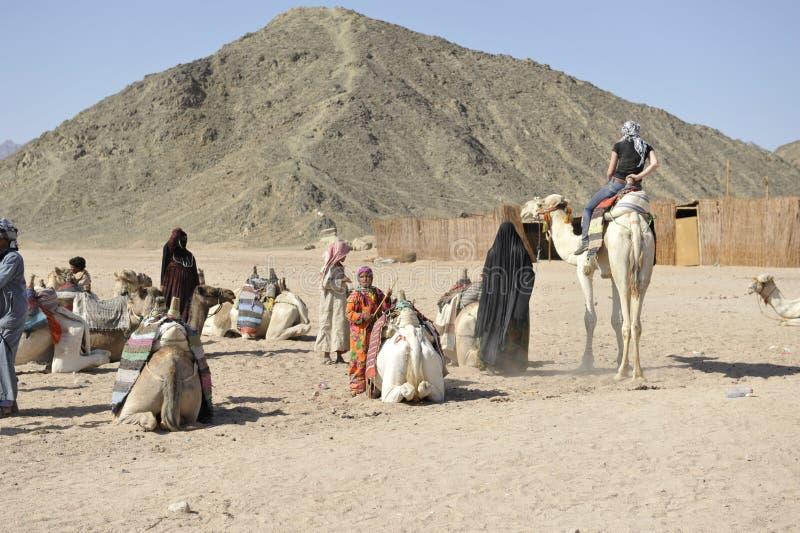 Egypte Hurghada royalty-vrije stock foto's