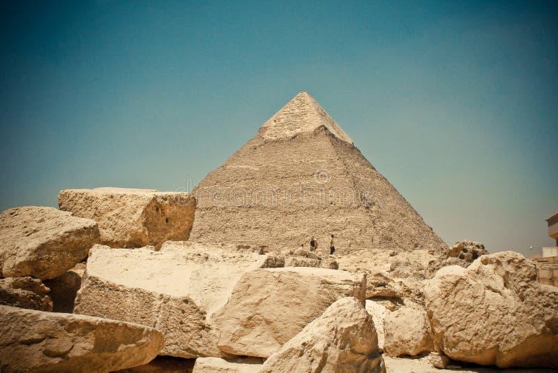 Egypte. Kaïro royalty-vrije stock afbeelding