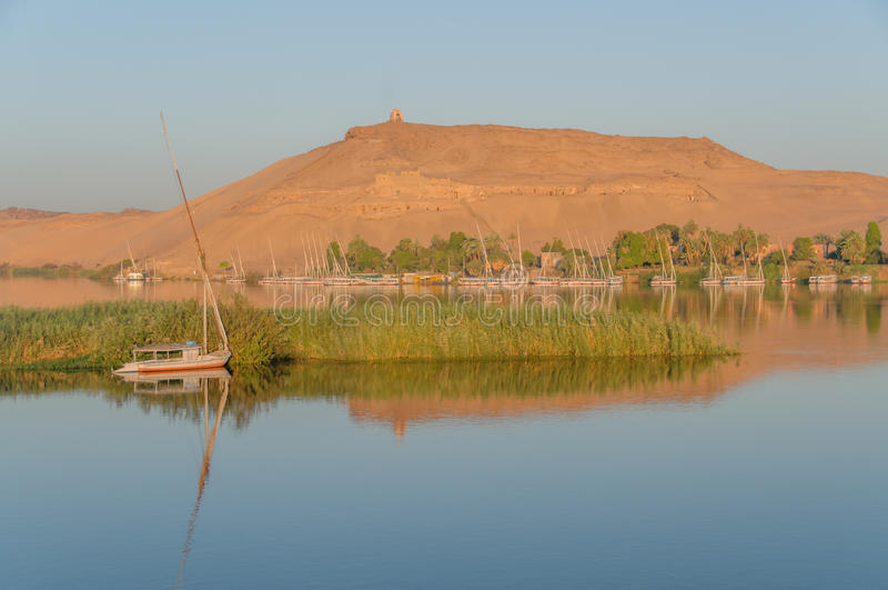 Egypten i bilder royaltyfri foto