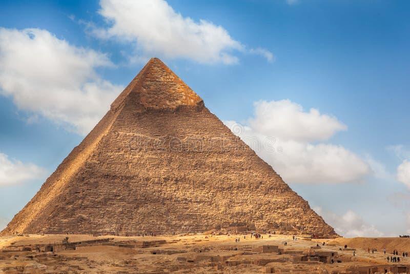 Egypten Kairo - Giza royaltyfria foton