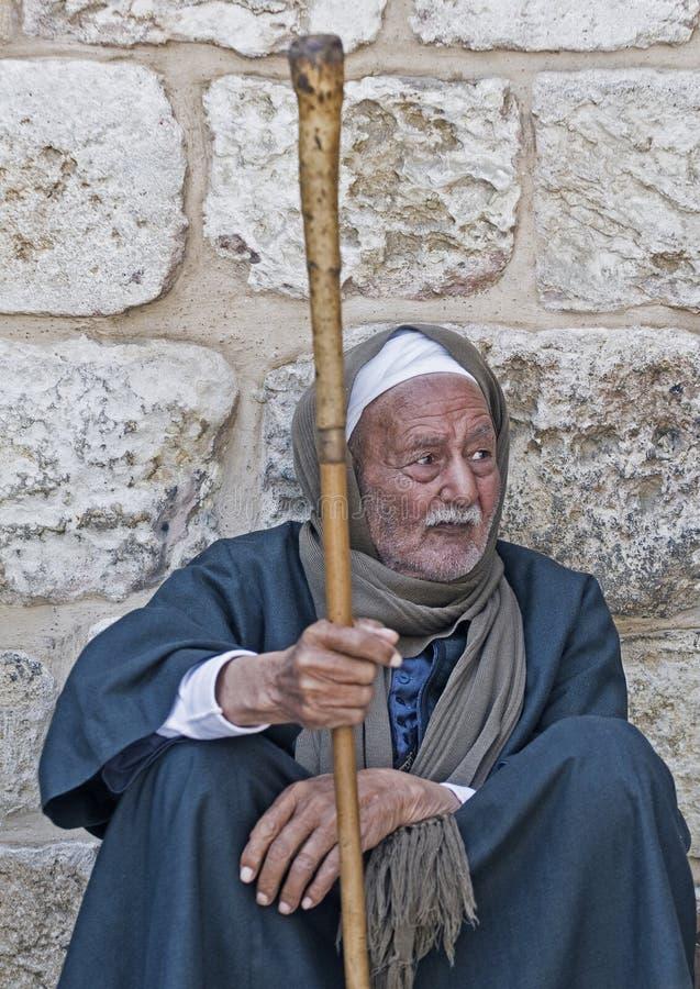 Egyptian Copt Editorial Photo