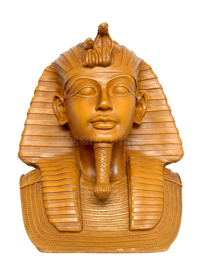 Egyptian Figure Royalty Free Stock Photos