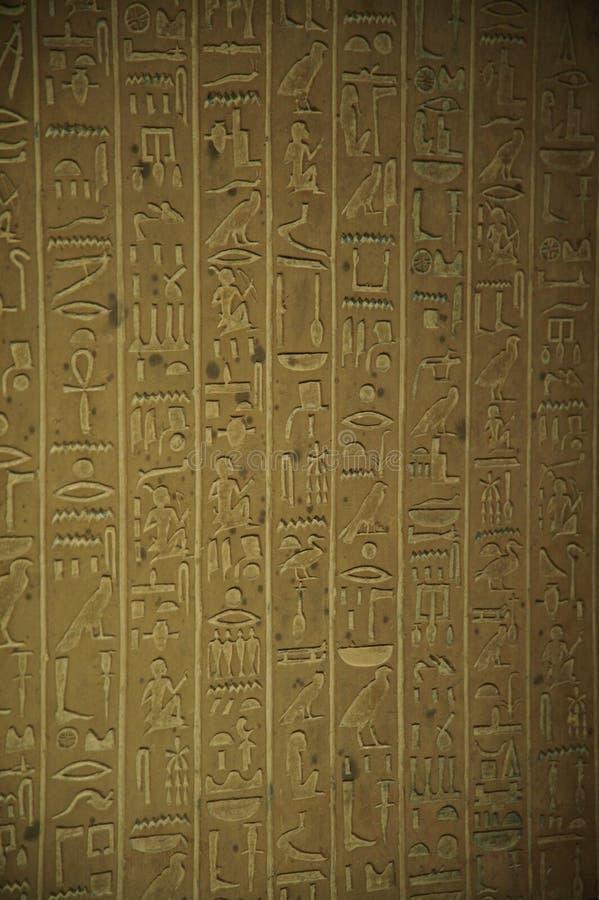 Download Egyptian Hieroglyphs stock photo. Image of hieroglyphs - 13863472