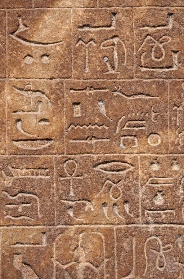 Download Egyptian Hieroglyphs Background Stock Photo - Image: 16984786