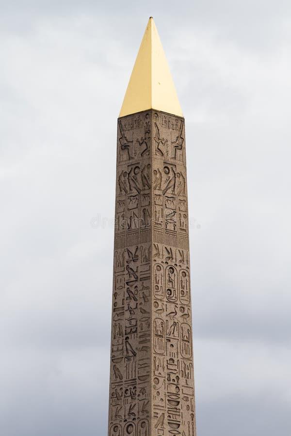 Free Egyptian Obelisk Paris Royalty Free Stock Photo - 50504895
