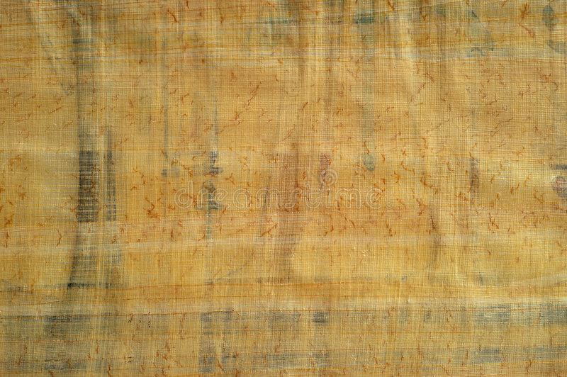 Egyptian papyrus texture stock photo. Image of roman, letter - 3407568