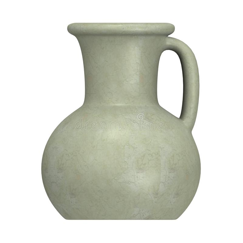 Download Egyptian vase stock illustration. Image of bottle, vase - 10989182