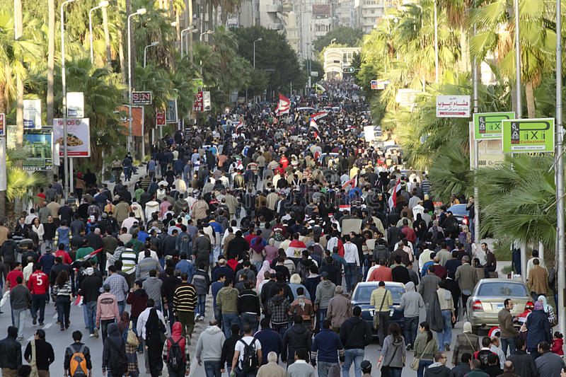 Download Egyptians Demonstrating Against President Morsi Editorial Photography - Image of prosecution, dictatorship: 28132032