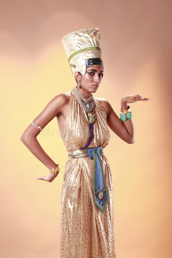 egyptier royaltyfria foton