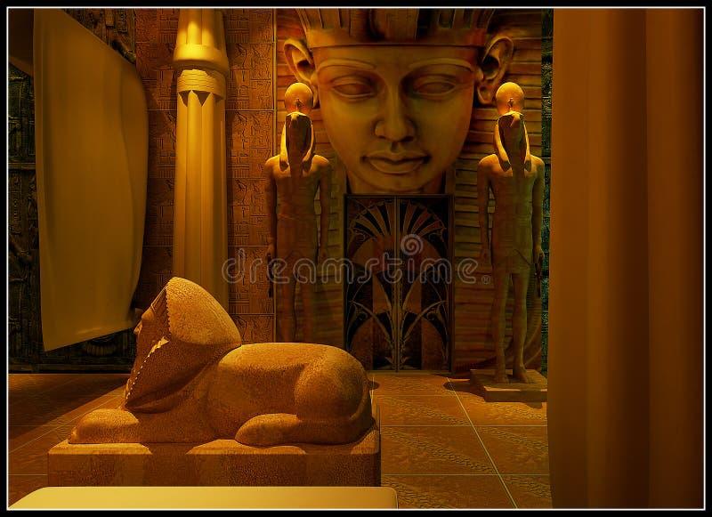 egyptier arkivbild