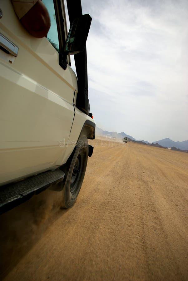 Egyptische Expeditie stock foto