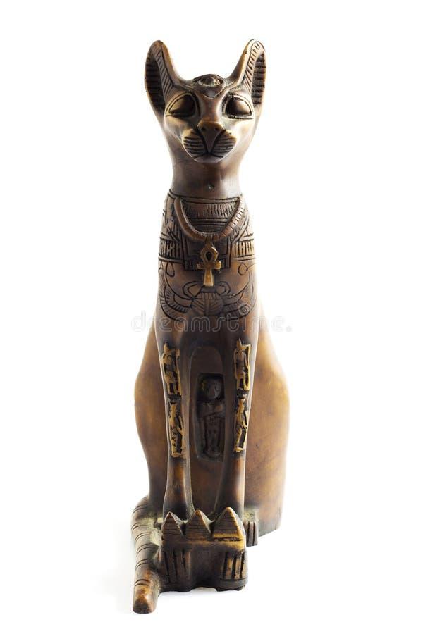 Egyptische Kat stock afbeeldingen