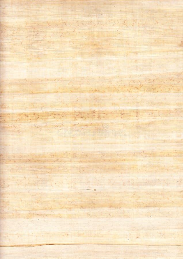 Egyptische papyrusachtergrond stock foto's
